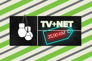 TV + Internet paket za samo 35,90 KM!