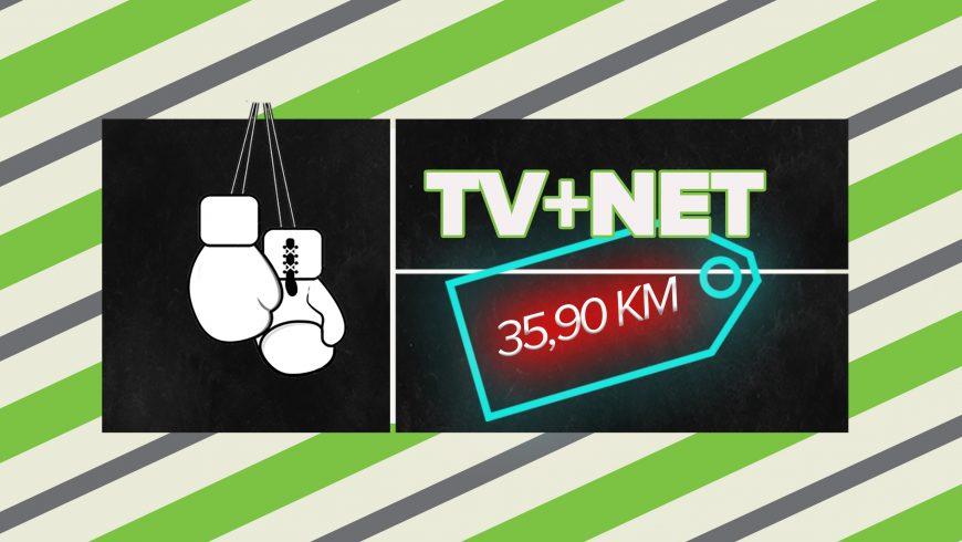 TV + Internet paket za samo 35,90 KM!